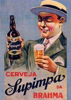 SUPIMPA - Cerveja da Brahma. Novidade! #SQN .