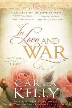 In Love and War by Carla Kelly, http://www.amazon.ca/dp/B0075CW8B0/ref=cm_sw_r_pi_dp_4.p9sb1QBKPAG