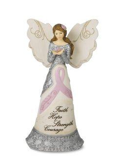 Pavilion Gift Company 82335 Survivor Angel Figurine, 6-1/2-Inch Pavilion Gift Company,http://www.amazon.com/dp/B00FZL6HQK/ref=cm_sw_r_pi_dp_fuFttb156KQ0G28C