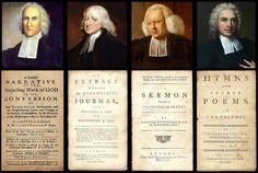 LOT! 1738 c.a. GREAT AWAKENING Jonathan Edwards, John Wesley & George Whitefield