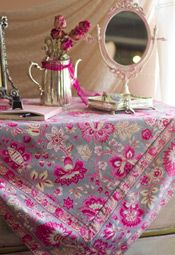 april cornell tablecloth