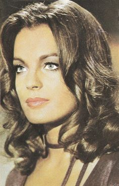 Romy Schneider by Véronique3, via Flickr