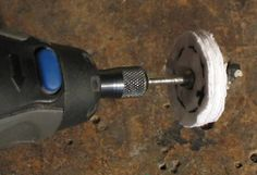 TUTORIEL : Fabrication de roues en tissus pour dremel