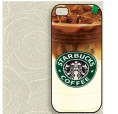 Cute iPhone case for Starbucks lovers!