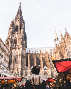 6 Dreamy Winter Destinations in Europe (With Travel Guides) - Find Us Lost Cologne Christmas Market, Christmas Markets Germany, Best Christmas Markets, Christmas Markets Europe, Christmas Travel, Christmas Holidays, European Weekend Breaks, European Road Trip, Winter Destinations