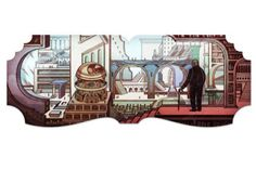 112º aniversario del nacimiento de Jorge Luis Borges