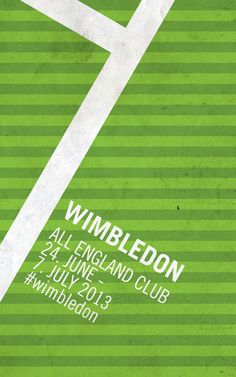 Wimbledon 2013 - twelve days away