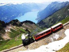Brienzerrothorn, Switzerland