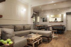Café Pinson, 6 rue du Forez (3e)