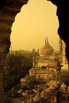 Ancient Hindu Temple in India. Read more about this destination here ➤ http://matadornetwork.com/destinations/asia/india/