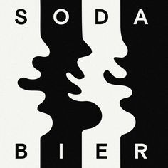 "ooooooooooffffffffffffffffffff: ""SODA BIER by 3BREW, design by OFF """