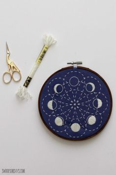 22 Simple Embroidery Designs Perfect for Beginners - Ideal Me