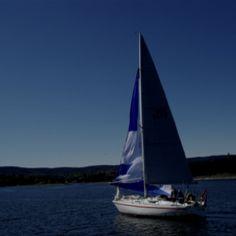 Sailing @ Oslo Fiord..