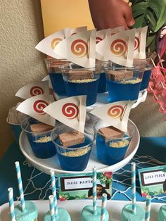 Moana Birthday Party Ideas | Photo 6 of 10 | Catch My Party