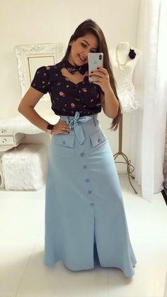 I just really like the skirt!!!!