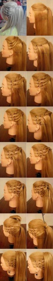 Up Do Hair Style #Beauty #Trusper #Tip