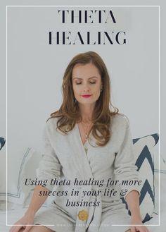 THETA HEALING FOR MORE SUCCESS IN LIFE & BUSINESS Theta Healing I Spiritual Healing I Clearing limiting beliefs I Healing