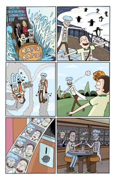 Rick and Morty Issue #10