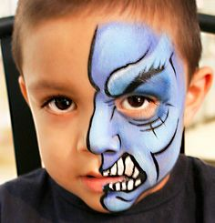 Monster Face Painting | The finest in children's party enter… | Flickr