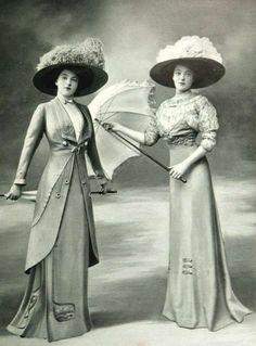 Downton Abbey, Folk Fashion, Vogue Fashion, Winter Fashion, Fashion Shoot, Fashion Women, Fashion Outfits, Fashion Tips, Edwardian Era