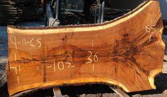 Cant wait to see this Reclaimed Urban Black Walnut Slab turn into a beautiful table. www.jewellhardwoods.wordpress.com