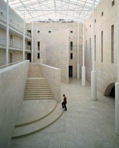 Alberto Campo Baeza, Pedro Albornoz · Public Library in Orihuela