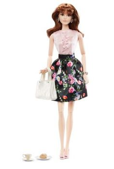 The Barbie Look® Barbie® Doll – Sweet Tea | The Barbie Collection