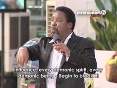 Tb Joshua, Men Casual, Bible, Tv, Youtube, Names Of Jesus, The Prophet, The Voice, Pastor