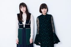 《吉澤嘉代子とモトーラ世理奈 朝帰りをした女の子が主人公の「残ってる」で表現した歌とMVのお話》  シンガーソングライターの吉澤嘉代子さんと、装苑モデルのモトーラ世理奈さん👭この2人が出会うきっかけになったのが、10月4日にリリースとなった吉澤さんの2ndシングル「残ってる」。  この曲のMVで主人公の女の子を演じたのが、MV初主演となったモトーラさん。吉澤さんが一番好きな女の子の一人としてモトーラさんにラブコールを送り、出演が決まったそう💞出会って間もない2人だけれど、すでに親しい存在として心でつながっている?MV撮影以来、顔を合わせたという2人にそれぞれの魅力と撮影時の裏話、そして最新曲「残ってる」について聞きました!  http://soen.tokyo/culture/feature/kayoko171004.html