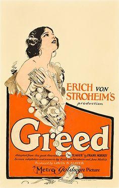 Zasu Pitts in Greed (1924)