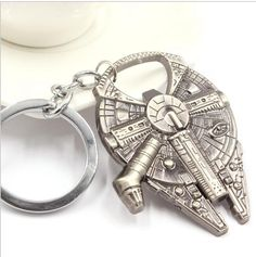 Millennium Falcon bottle opener - $1.45 each