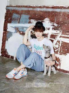 Seo Kang Joon - Oh Boy! Magazine Vol.49