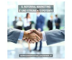 Creating partnerships and referrals is undoubtedly one of the best marketing tools available to marketers. Marketing experts say that .