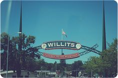 Willits, CA--Roger's birthplace