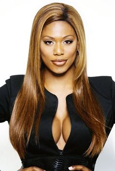 Laverne Cox - Orange is the New Black - Netflix Series premiered this summer.