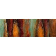 Abstract Painting Print on Canvas