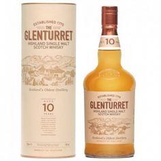 Buy Glenturret 10 Year Old Single Malt Whisky from Whisky Please