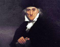 """Lorenzo Da Ponte (librettist of """"Le nozze di Figaro"""", """"Così fan tutte"""", """"Don Giovanni"""")."""