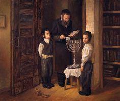 Eterna Sefarad: A vida judaica pintada por Boris Dubrov!