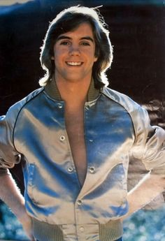 Shaun Cassidy Had this poster in my room. In first grade.