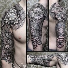 Awesome Sleeve Tattoo