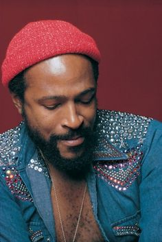"""Marvin Gaye -- Called """"The Prince of Motown"""" & """"The Prince of Soul"""""""