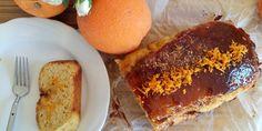 Vitamingiller Keki : Portakallı Unsuz Kek     (Glutensiz , Kazeinsiz )