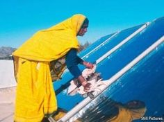 Solar power in India ~ Waiting for the sun | SikhNet