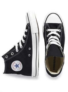 Chuck Taylor high-tops | Simons #maisonsimons #women #sneakers #shoes #Converse