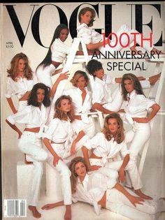 Vogue April 1992 Más