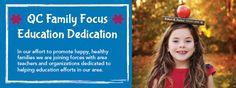 QC Family Focus :: The Quad Cities Leading Family Magazine
