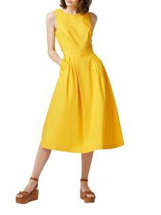 c439ad40c7 Buy Ted Baker Harpah Pleated Drop Hem Dress
