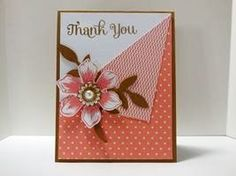 Beautiful Bunch Thank You Card