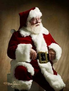 ✴Buon Natale e Felice Anno Nuovo✴Merry Christmas and Happy New Year✴ Father Christmas, Santa Christmas, Vintage Christmas, Christmas Holidays, Primitive Christmas, Country Christmas, Christmas Decor, Papa Noel Real, Christmas Scenes